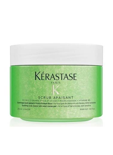 Kerastase Fusio Scrub Apaisant Hassas Baş Derisi Yatıştırıcı ve Arındırıcı Peeling 250 ml  Renksiz
